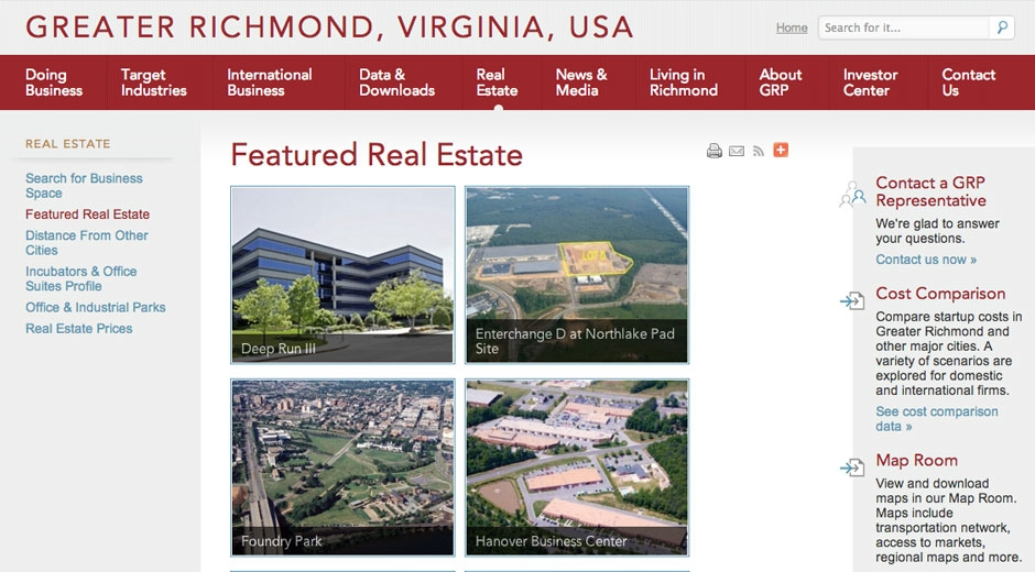 Featured real estate